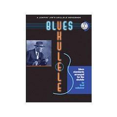 Image for A Jumpin' Jim's Ukulele Songbook-Blues Ukulele (Book and CD) from SamAsh