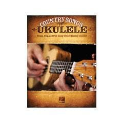 Image for Country Songs for Ukulele from SamAsh