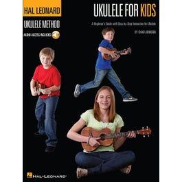 Hal Leonard Ukulele Method for Kids -Audio Online
