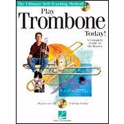 Hal Leonard Play Trombone Today!Play Today Instructional Series -with CD