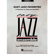 Hal Leonard Easy Jazz Favorites – Trombone 1