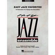 Hal Leonard Easy Jazz Favorites – Trombone 2