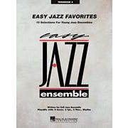 Hal Leonard Easy Jazz Favorites – Trombone 4-Level: 2