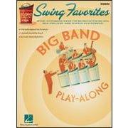 Hal Leonard Big Band Play Along Vol 1 -Swing Favorites – Trombone- (Book and CD)