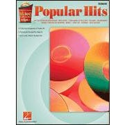 Hal Leonard Big Band Play-Along Vol. 2: Popular Hits - Trombone (Book and CD)