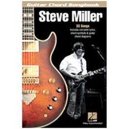Image for Steve Miller-Guitar Chord Songbook from SamAsh