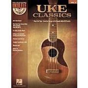 Hal Leonard Uke Classics-Ukulele Play-Along Volume #2 (Book and CD)