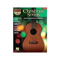 Image for Christmas Songs-Ukulele Play-Along Series Volume #5 (Book and CD) from SamAsh