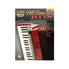 Image for All-Time Hits-Accordion Play-Along Volume #2 (Book and CD) from SamAsh