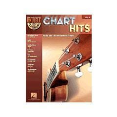 Image for Chart Hits-Ukulele Play-Along Volume #8 (Book and CD) from SamAsh