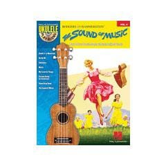 Image for Sound of Music  Ukulele Play-Along Volume 9 -Book with CD from SamAsh