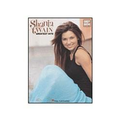 Image for Shania Twain Greatest Hits - Easy Guitar from SamAsh