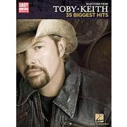 Image for Selections from Toby Keith-35 Biggest Hits (Easy Guitar) from SamAsh