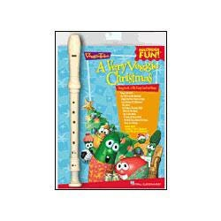 Image for Big Idea's VeggieTales A Very Veggie Christmas with Recorder from SamAsh