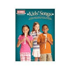 Image for Kids' Songs for Recorder from SamAsh