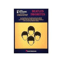 Image for Beatles Favorites for Recorder from SamAsh