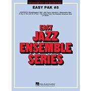 Hal Leonard Easy Jazz Ensemble Pak 5-Audio Online