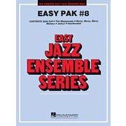 Hal Leonard Easy Jazz Ensemble Pak 8  -Audio Online