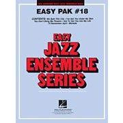 Hal Leonard Easy Jazz Ensemble Pak 18-Audio Online