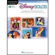 Image for Disney Solos for Horn- Audio Online from SamAsh