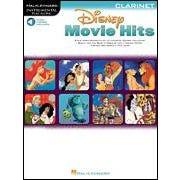 Hal Leonard Disney Movie Hits for Clarinet-Audio Online