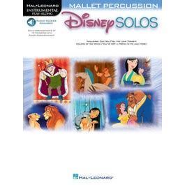 Hal Leonard Disney Solos for Mallet Percussion  -Audio Online