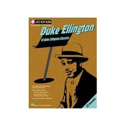 Image for Duke Ellington Jazz Play Along Series Book and CD from SamAsh