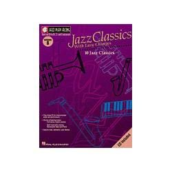 Image for Jazz Classics Jazz Play Along Series Book and CD from SamAsh