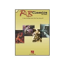 Image for R&B Classics (Cello) Book & CD from SamAsh