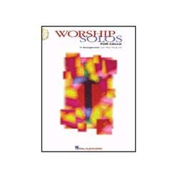 Image for Worship Solos for Cello (Book & CD) from SamAsh