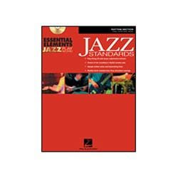 Image for Essential Elements Jazz Play Along- Jazz Standards: Rhythm Section (Book and CD) from SamAsh