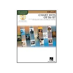 Image for Chart Hits of '06-'07 for Cello (Book and CD) from SamAsh