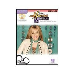 Image for Hannah Montana for Cello (Book and CD) from SamAsh