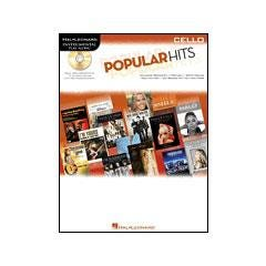 Image for Popular Hits  Instrumental Play-Along for Cello -Audio Online from SamAsh