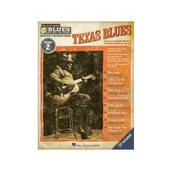 Image for Texas Blues-Blues Play-Along Volume #2 (Book and CD) from SamAsh