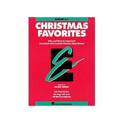 Image for Essential Elements Christmas Favorites for Baritone B.C. from SamAsh