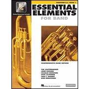 Hal Leonard Essential Elements –BARI B.C. Book 1 W/  EEI-Bk + Audio