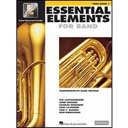 Hal Leonard Essential Elements –Tuba  Book 1 W/ EEI-Bk + Audio
