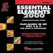 Hal Leonard Essential Elements 2000 - Book 2 Play-Along CD Set