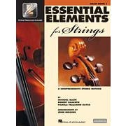 Hal Leonard Essential Elements for Strings – Book 1 with EEi-Cello-Media Online
