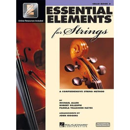Hal Leonard Essential Elements for Strings – Book 2 with EEi-Media Online