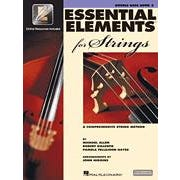 Image for Essential Elements 2000 for Strings - Book 2 - String Bass-BK+AUDIO from SamAsh