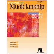 Hal Leonard Essential Musicianship for Band-String Bass