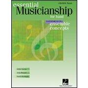 Hal Leonard Ensemble Concepts for Band -Fundamental Level (Electric Bass)