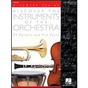 Hal Leonard Discover the Instruments of the Orchestra (24 Posters)