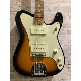 Fender Parallel Universe Limited Edition Jazz-Tele(Sunburst)