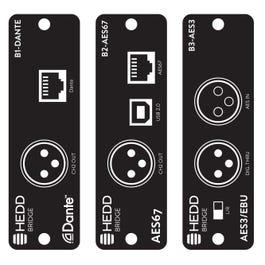 Image for Bridge Modular Digital Input Card for HEDD Studio Monitors (Single) from SamAsh