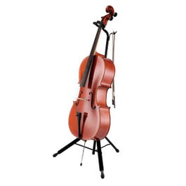 Image for DS580B Auto Grab Cello Stand from SamAsh