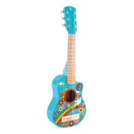 Image for Flower Power Guitar for Children from SamAsh