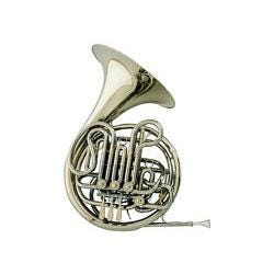 Image for H179 Farkas Double French Horn (Silver) from SamAsh